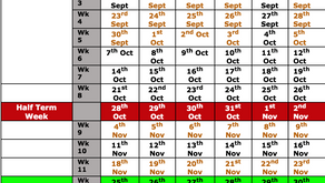2019 Autumn Term Courses