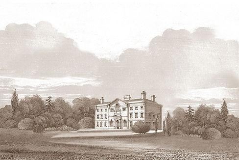Lawton Hall  c1755 (Artist impression).j