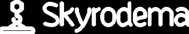 Skyrodema Logo White.png