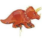 Dinosaur Super Shape Foil Triceratops.jp