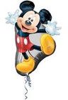 Mickey Mouse Super Shape foil full body.