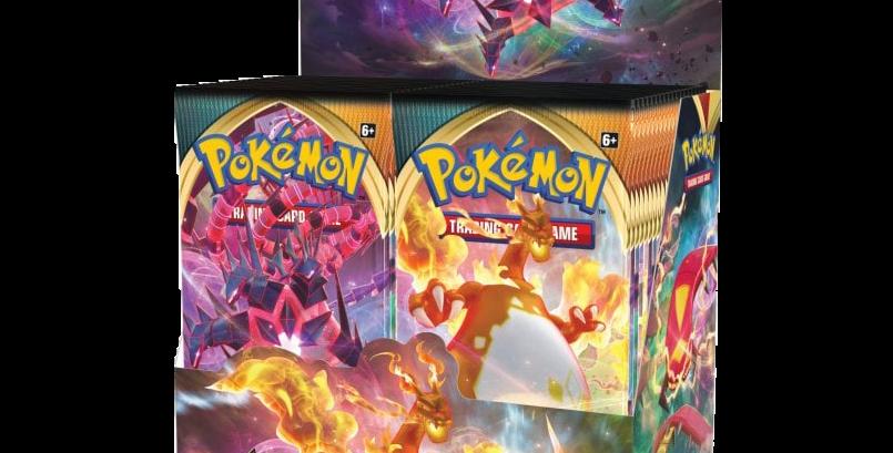 Pokemon Booster Box (36 packs) - Sword and Shield Darkness Ablaze