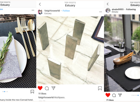 Becoming Instagrammable with ONE Tiny Tabletop Improvement