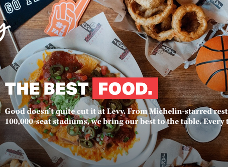 Levy Restaurants: Testing Uplifts for Stadium Catering Venues