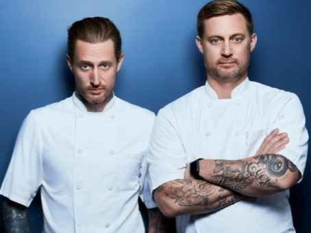 Voltaggio Brothers Customize Uplifts for New Restaurant, Estuary, in DC