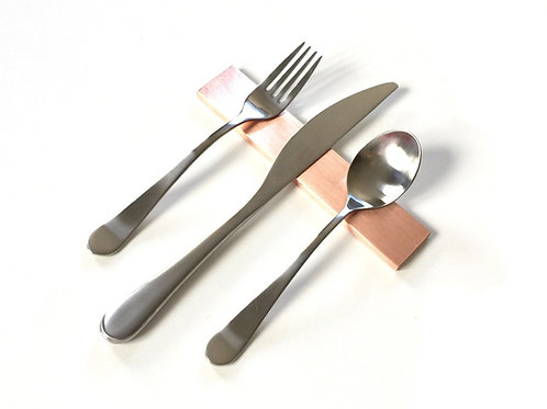 6 Inch Solid Copper Low Profile Uplift — Over 1/2 lbs. Each