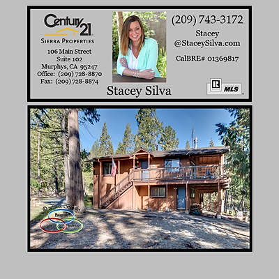 New Listing - 320 Snowflake Drive, Blue Lake Springs, Arnold, California