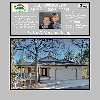 New Listing:  19323 James Circle, Pine Mountain Lake, Groveland, California
