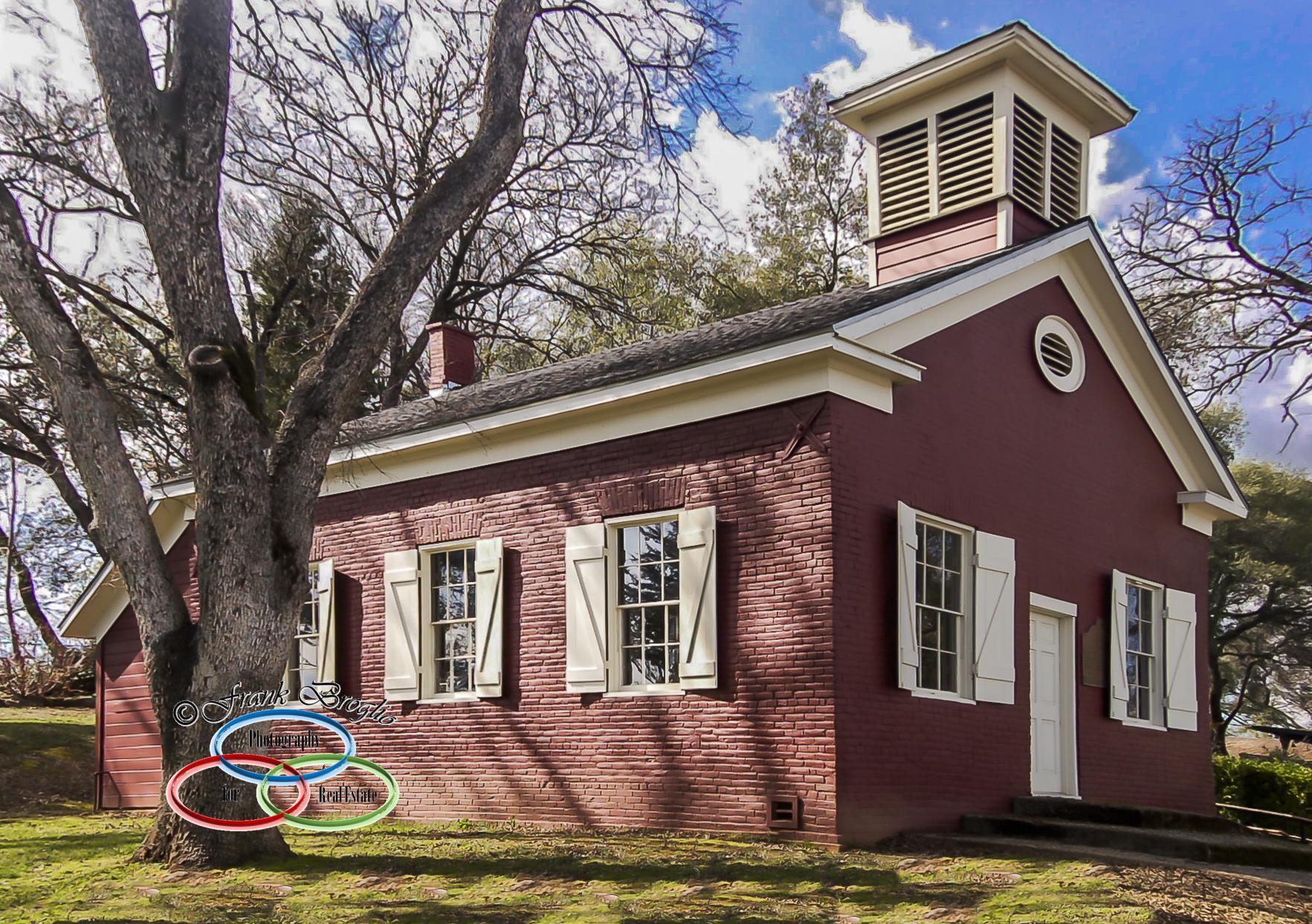 Historic Altaville Grammar School