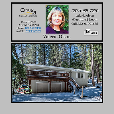Just Listed - 2767 Quartz Drive, Arnold, California