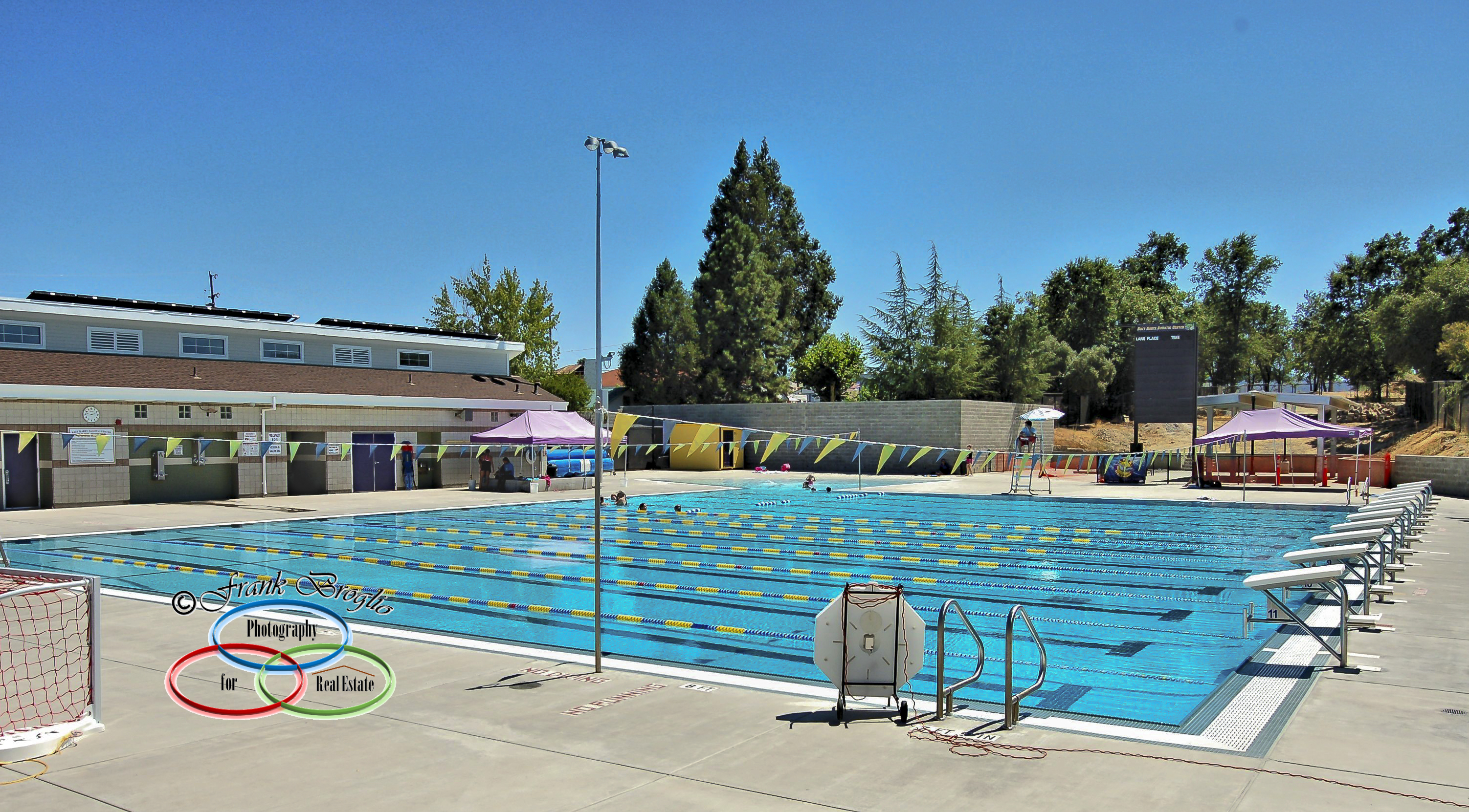 Bret Harte H.S. Aquatic Center