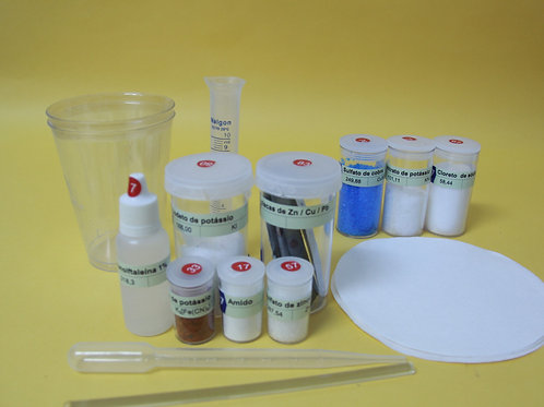 Kit de Eletroquímica