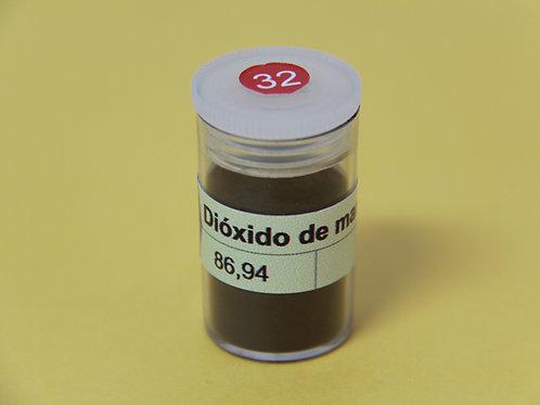 Dióxido de manganês