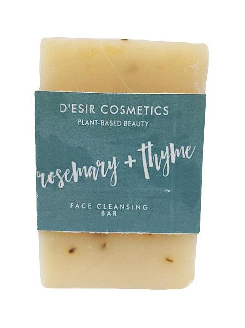 Rosemary + Thyme Face Bar