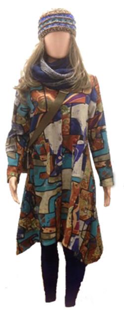 funky coat copy