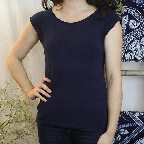 cap sleeve T-shirt Bamboo