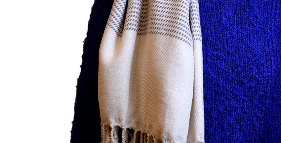 Bamboo towel grey