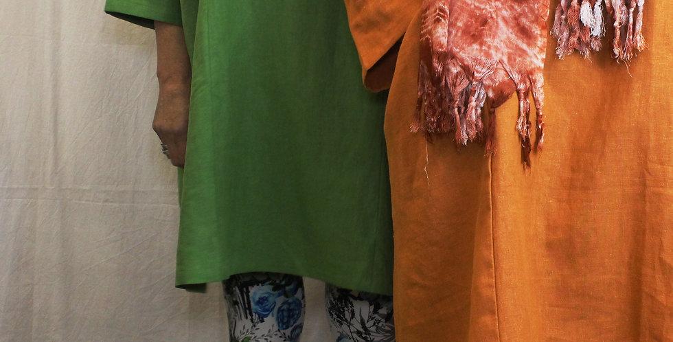 Anju tunic in nettle