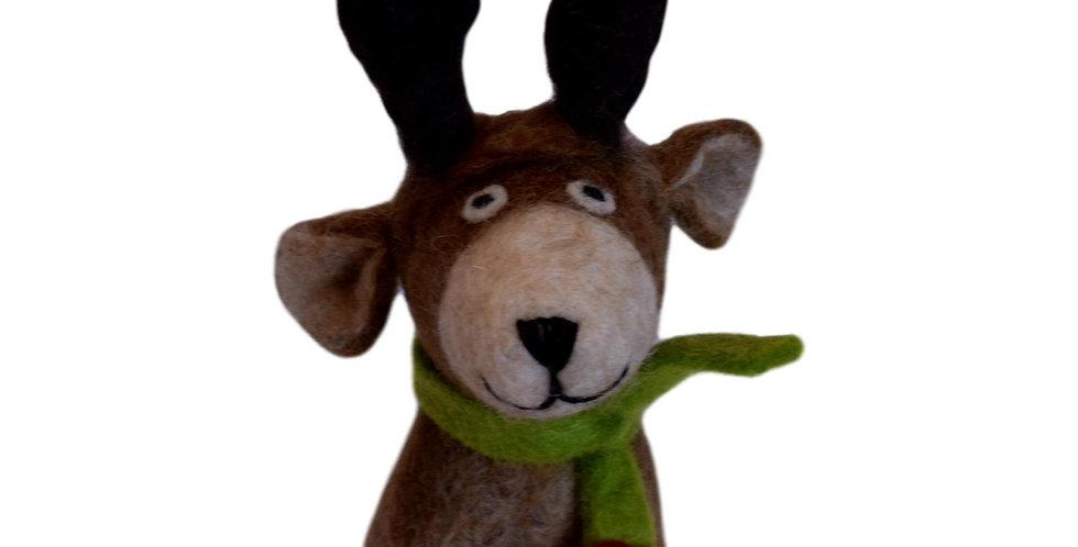 Reinette the reindeer