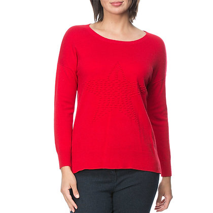 STAR FRONT JUMPER
