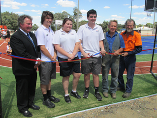 Official Opening Barwick Park