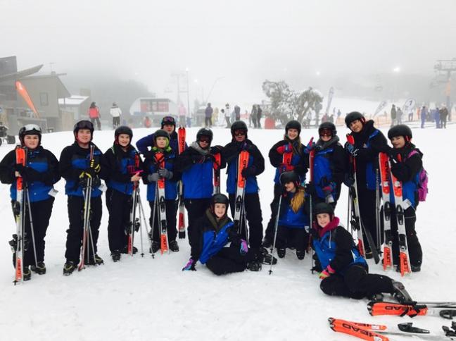 Snow trip 1