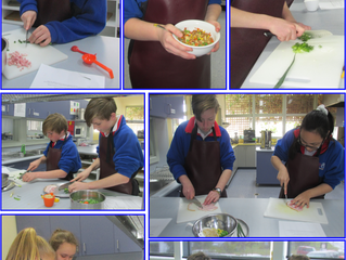 Year 7 Food Technology
