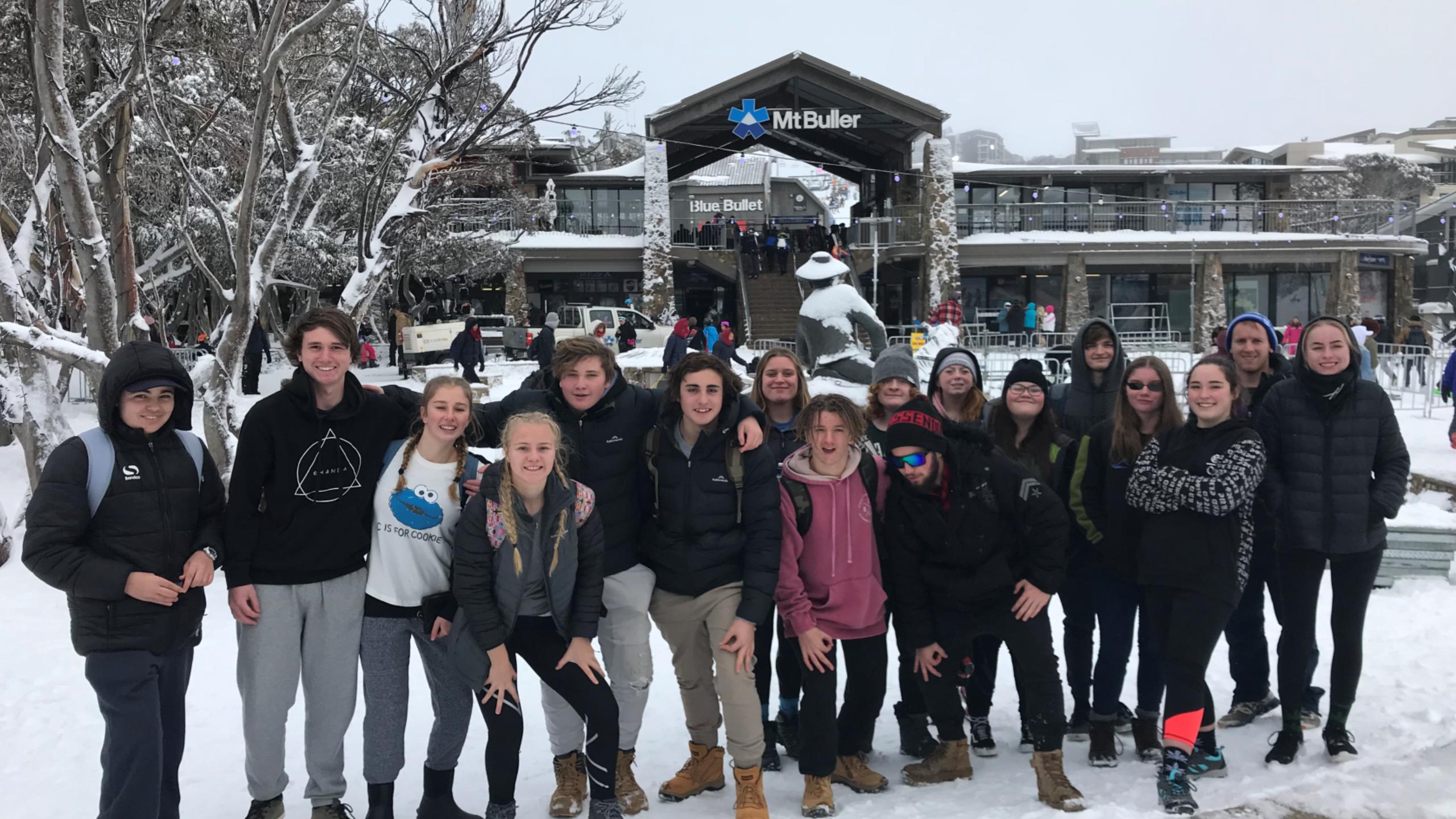 snow camp 3