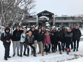 Year 10 Ski Camp