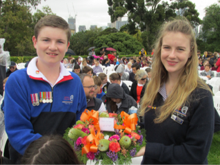 Legacy Anzac Day Service