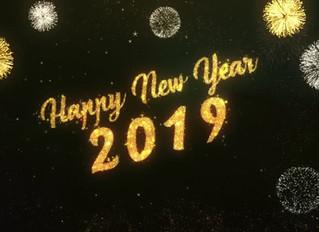 Bonne année 2019 :)