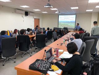[report]Joint International Training Course on Ecological and Environmental Research in Taiwan