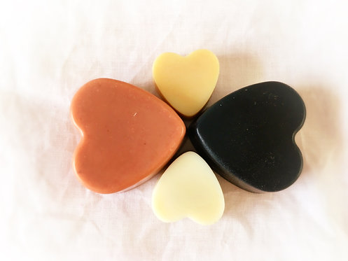 All Heart Soap and Massage Bar Combo