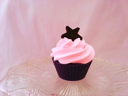 My Superstar Cupcake goat's milk soap