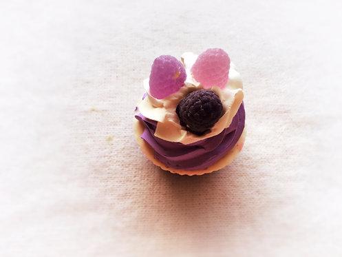 Berrylicious Cupcake goat's milk soap