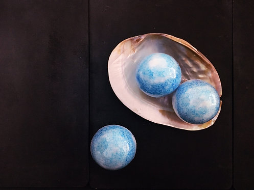 Ocean Pearl bath bomb - 120g