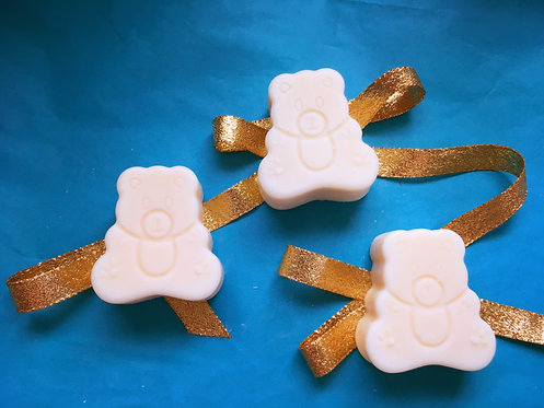 Baby Bears goat's milk baby soap