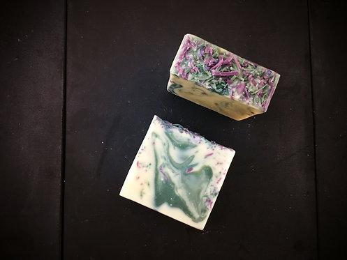 Native Bush Minty body soap - 120g