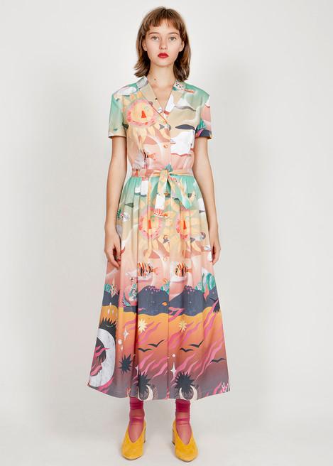 'La Playa' dress LCDW