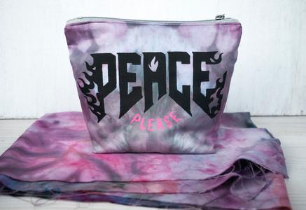 PEACE please.