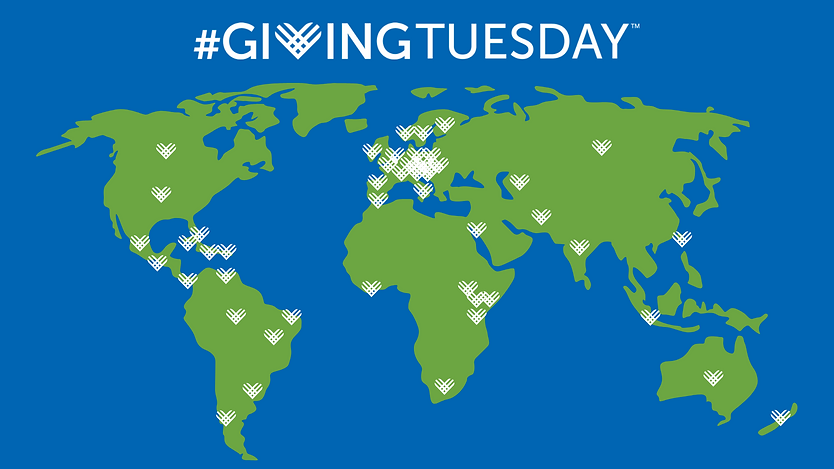 Giving Tuesday Countries