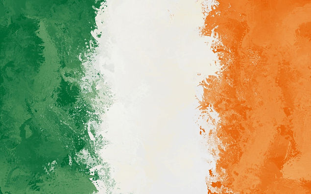 Irish Flag for Giving Tuesday Ireland