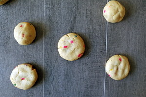Soft Baked Vegan Sugar Cookies