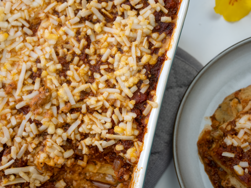 Vegan Lasagna with Ricotta Cheese