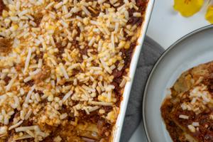 Vegan Lasagna with Ricotta Cheese