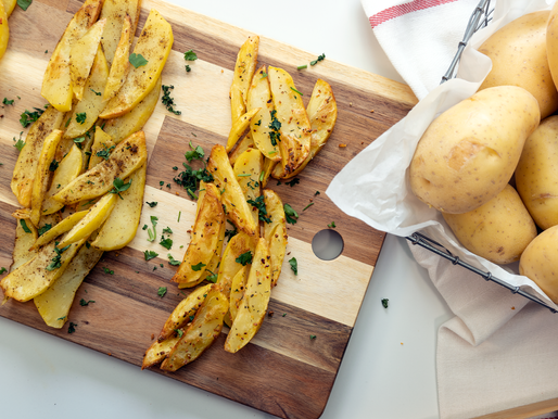 Oil free Air Fryer Fries/Wedges