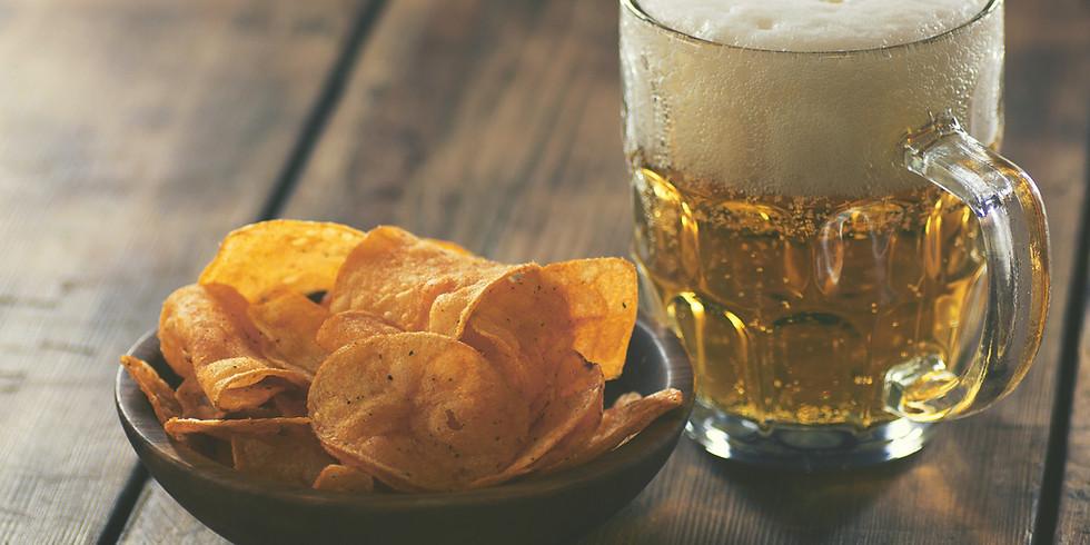 ワークショップ* 人生が変わるビールの飲み方(食事付き)