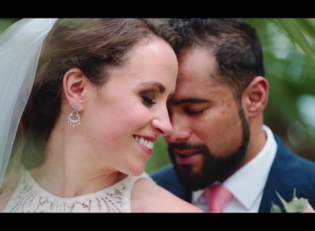 Primera boda en Xalet del Nin