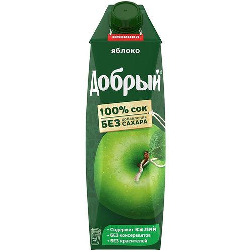 Сок Добрый Яблоко 1 л