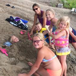 Fun on the Beach!
